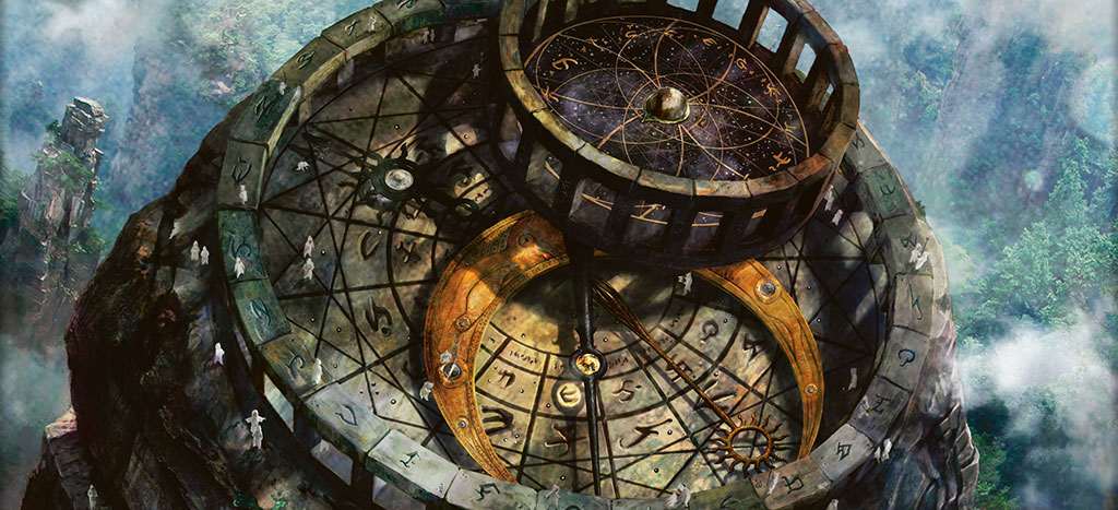 MTG : Sundial of the Infinite : Ending the Turn, Cleanup step