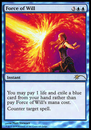 MTG : Fire // Ice : Split cards