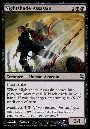 Nightshade Assassin